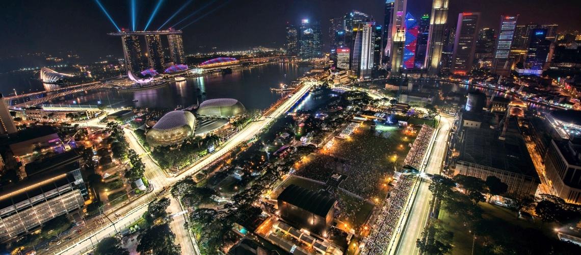 PISTE SINGAPOUR